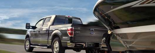 Trailer tow towing capacity