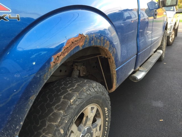 Undercoating Rust Proofing Protecting Your Investment Dovi